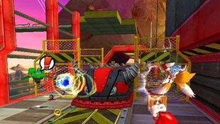 Sonic Heroes Screenshot 11