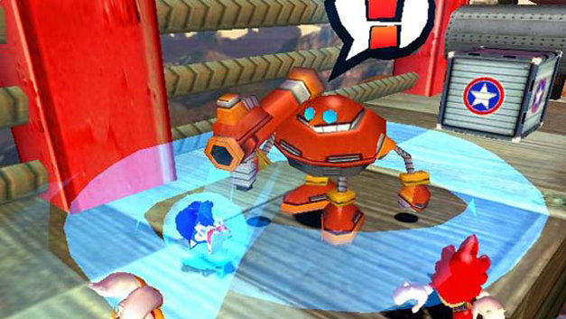 Sonic Heroes Screenshot 4