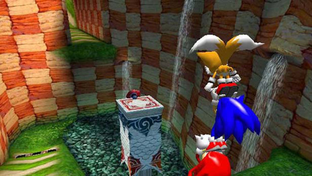 Sonic Heroes Screenshot 10