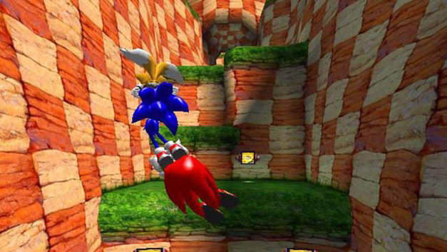 Sonic Heroes Screenshot 13