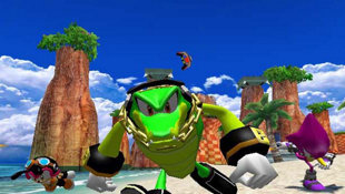 Sonic Heroes Screenshot 21