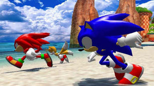 Sonic Heroes Screenshot 20