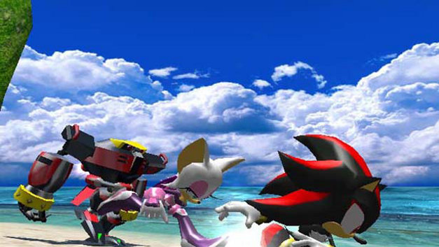 Sonic Heroes Screenshot 22