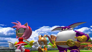 Sonic Heroes Screenshot 23