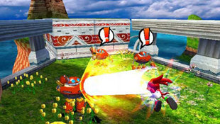 Sonic Heroes Screenshot 24