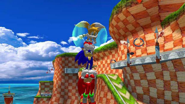 Sonic Heroes Screenshot 25