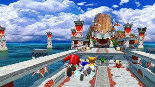 Sonic Heroes Screenshot 26