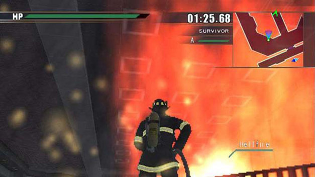 Firefighter F.D. 18 Screenshot 1