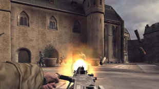 Call of Duty: Finest Hour Screenshot 6