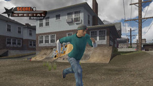 Tony Hawk's Underground Screenshot 2