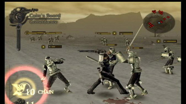Drakengard Screenshot 25