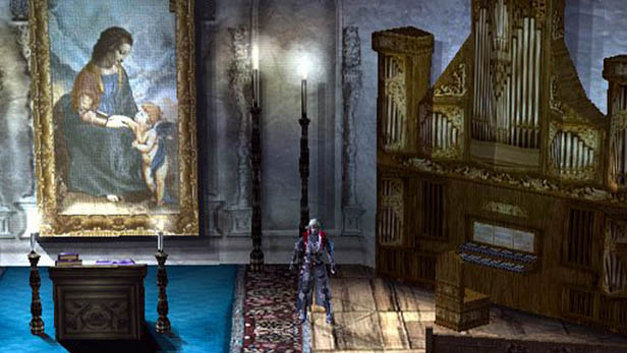 Castlevania: Lament of Innocence Screenshot 61