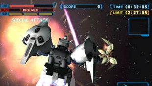 Mobile Suit Gundam: Encounters in Space Screenshot 2