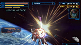 Mobile Suit Gundam: Encounters in Space Screenshot 3