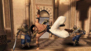 Prince of Persia: The Sands of Time Screenshot 6