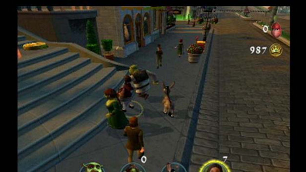 Shrek 2 pc game youtube.