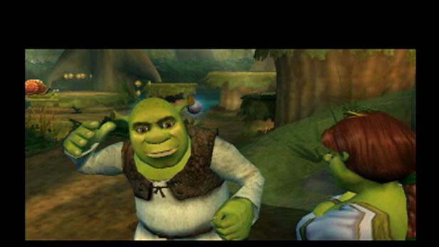 Shrek 2 Game Ps2 Playstation