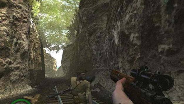 Medal of Honor: Rising Sun Screenshot 4