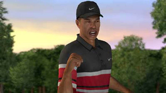 Tiger Woods PGA Tour 2004 Screenshot 1