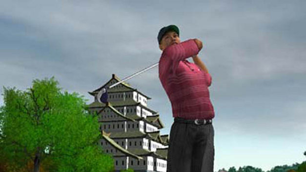 Tiger Woods PGA Tour 2004 Screenshot 4