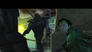Beyond Good & Evil Screenshot 3