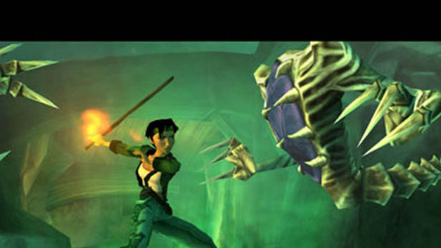 Beyond Good & Evil Screenshot 4