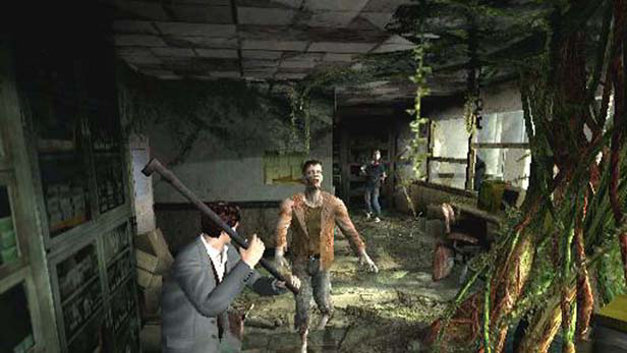 Resident Evil: Outbreak Screenshot 43