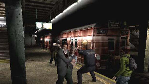 Resident Evil: Outbreak Screenshot 55