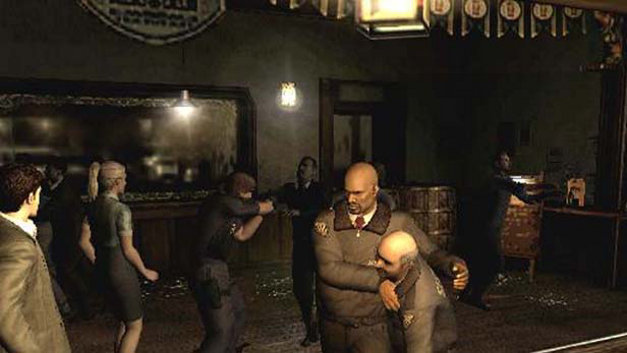 Resident Evil: Outbreak Screenshot 40