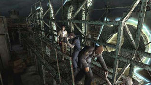 Resident Evil: Outbreak Screenshot 44