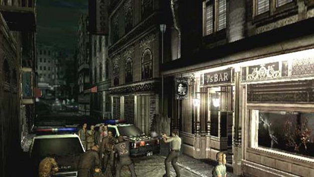 Resident Evil: Outbreak Screenshot 52