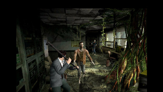 Resident Evil: Outbreak Screenshot 64