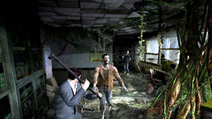 Resident Evil: Outbreak Screenshot 107
