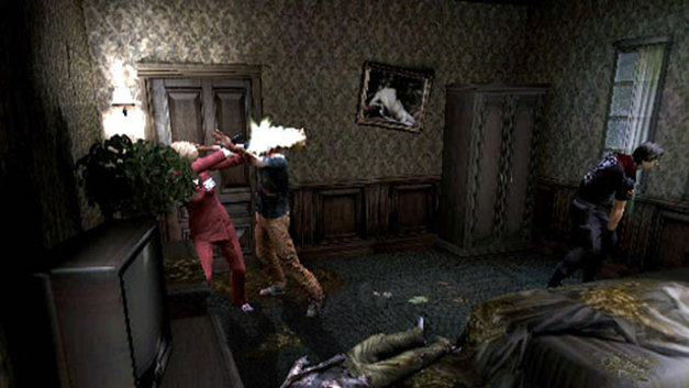 Resident Evil: Outbreak Screenshot 115