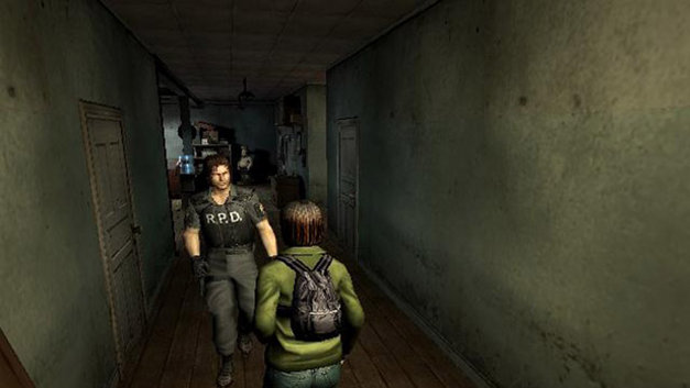 Resident Evil: Outbreak Screenshot 4
