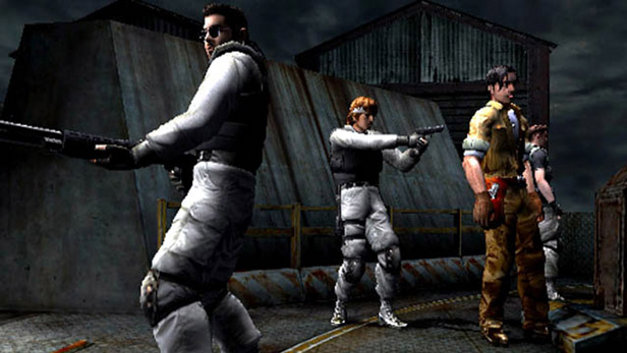 Resident Evil: Outbreak Screenshot 112