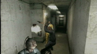 Resident Evil: Outbreak Screenshot 123