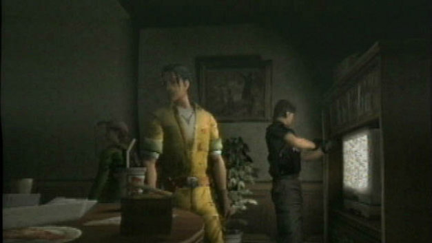 Resident Evil: Outbreak Screenshot 127