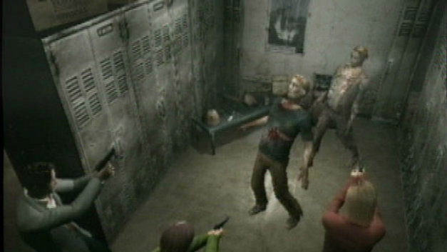 Resident Evil: Outbreak Screenshot 142