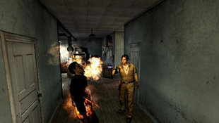 Resident Evil: Outbreak Screenshot 12