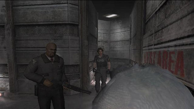Resident Evil: Outbreak Screenshot 13