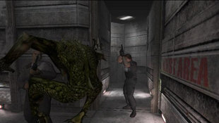 Resident Evil: Outbreak Screenshot 15