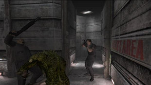 Resident Evil: Outbreak Screenshot 18
