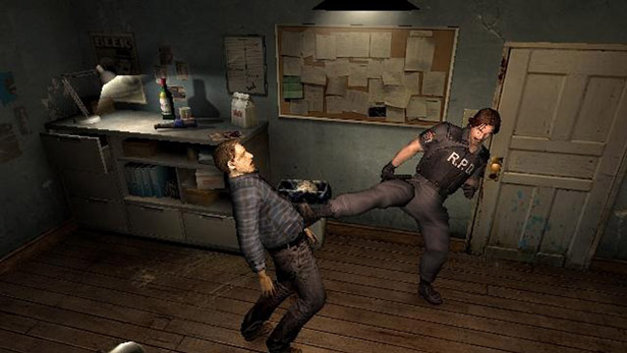 Resident Evil: Outbreak Screenshot 25