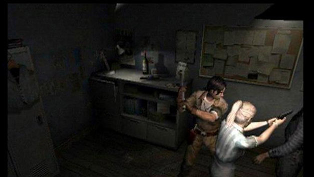Resident Evil: Outbreak Screenshot 151