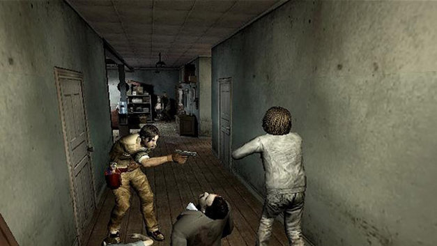 Resident Evil: Outbreak Screenshot 31