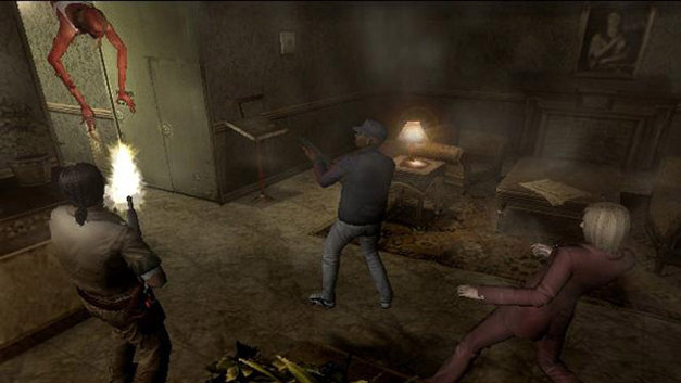 Resident Evil: Outbreak Screenshot 34