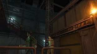 Resident Evil: Outbreak Screenshot 45