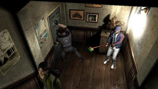 Resident Evil: Outbreak Screenshot 58