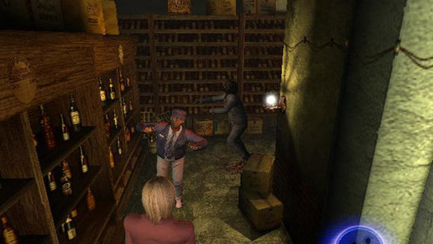 Resident Evil: Outbreak Screenshot 70